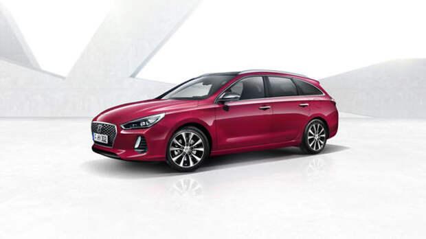 Влезет все: Hyundai представила i30 Tourer