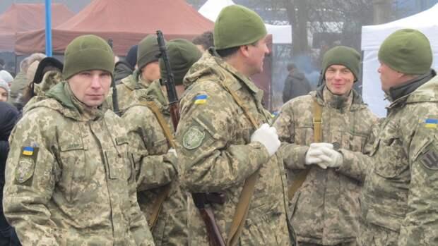 На Украине рассказали, как новый закон превратит ВСУ в преступную группировку