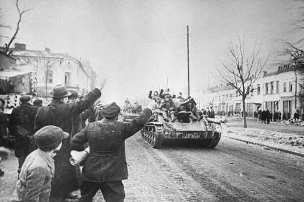 День Польского похода Красной армии 17 сентября 1939 года стал в Белоруссии новым государственным праздником