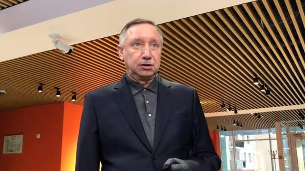 Губернатор Петербурга оценил эффективность мер по COVID-19