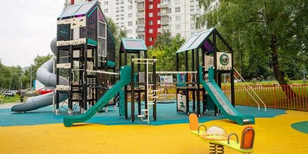 Детскую площадку на Дубнинской благоустроят в 2022 году