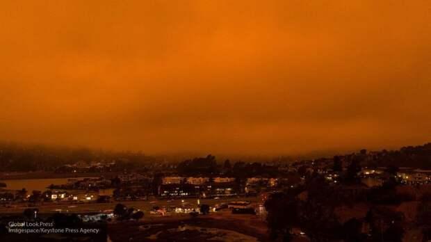 Число жертв от пожаров в США выросло до 23