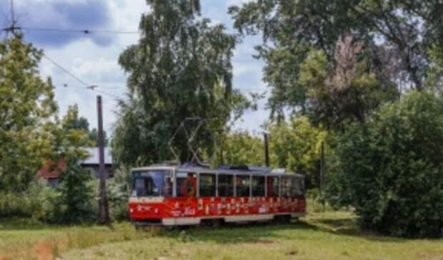 7 мая по Ижевску будет курсировать музыкальный трамвай