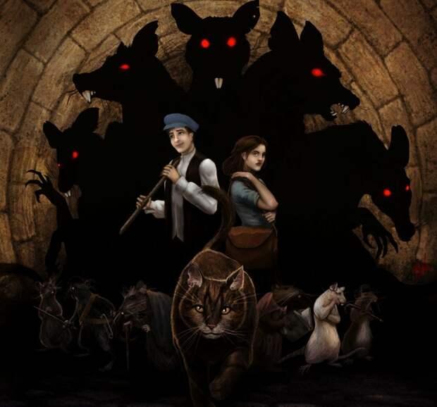 Гамельнский крысолов: откуда пошла легенда 8