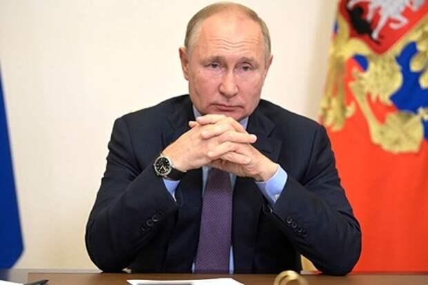 Путин: США и НАТО должны профинансировать восстановление Афганистана