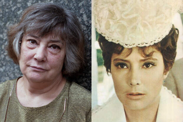 Татьяна Самойлова биография