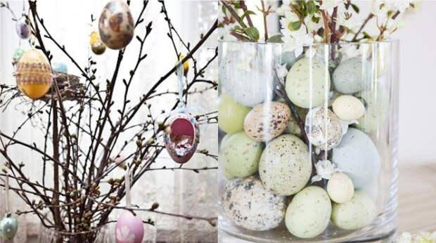 Пасхальный декор: 6 ярких идей, как украсить дом к празднику