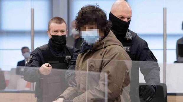 Зарезавший туриста вДрездене сириец ранее угрожал приставу, нотак инебыл задержан