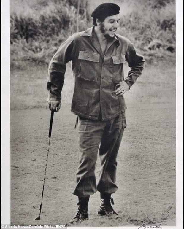 Редкие снимки Фиделя Кастро и Эрнесто Че Гевары. Фотограф Альберто Корда 3