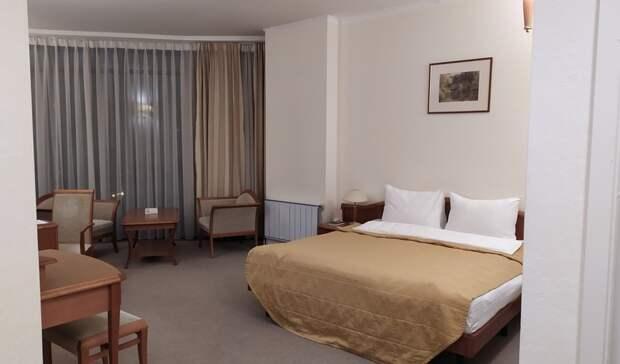 Гостиницы в Карелии подняли цены