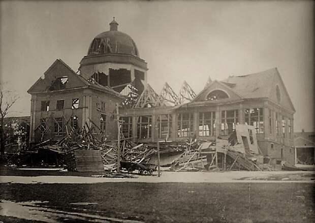 Город руин: как мощнейший взрыв в доядерной истории человечества уничтожил канадский Галифакс
