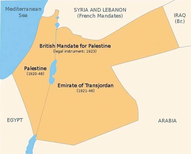 Иордания: переворот наоборот