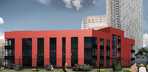 Образовательный кластер появится в границах ТПУ «Мнёвники» в 2023 году