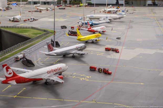 Игрушечный аэропорт для больших мальчиков за 4,8 миллиона долларов