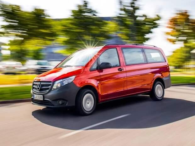 Mercedes-Benz Vito:  хозяйствующий субъект