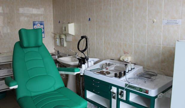 Кабинет лора за2,5млн открылся вполиклинике наТагилстрое вНижнем Тагиле