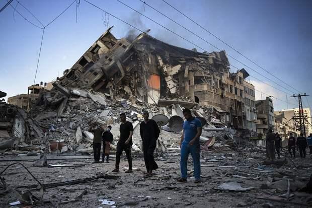 Генсек ООН призвал Израиль и Палестину прекратить боевые действия
