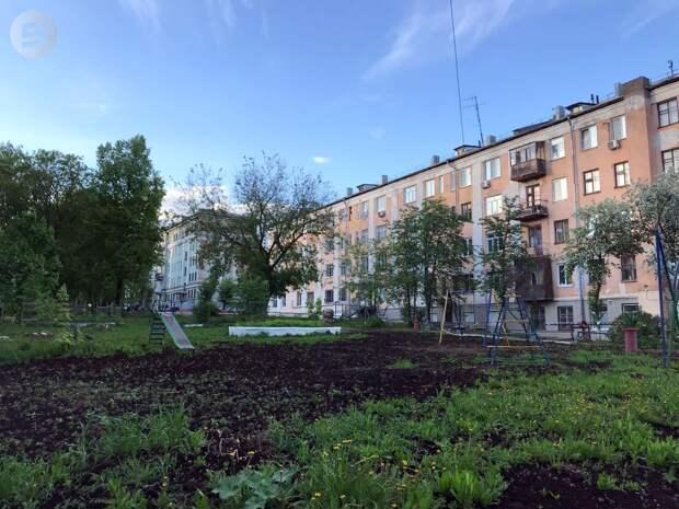 Проект благоустройства «Двора М. Т. Калашникова» в Ижевске представят к концу мая
