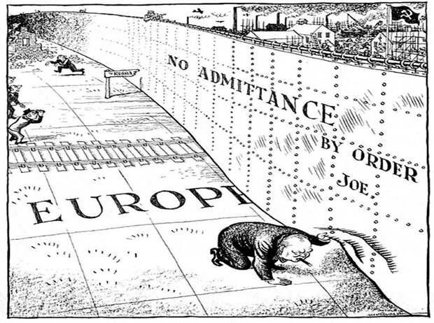 Европа делает всё для новой холодной войны. Владимир Корнилов
