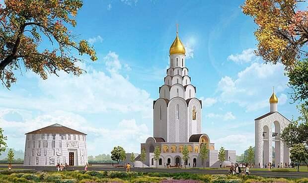 В Москве откроют православный центр с самой высокой часовней