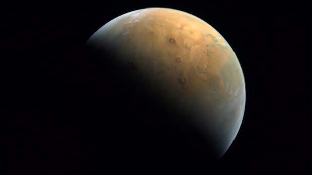 Sky News: после «девяти минут ужаса» Китай совершил первую успешную посадку на Марс