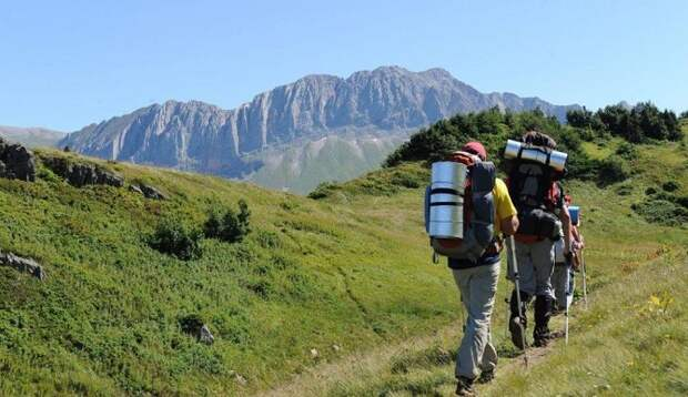 Для туристов создадут маршрут «Большая кубанская тропа»