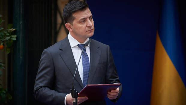 Зеленский заявил о законном лишении Медведчука возможности влиять на Украину