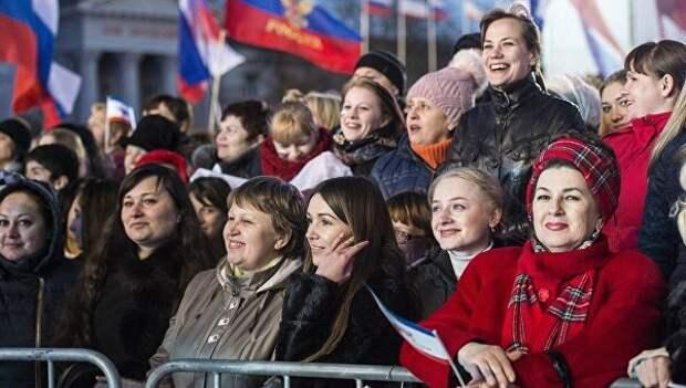 Крымчане призвали США учесть мнение жителей полуострова