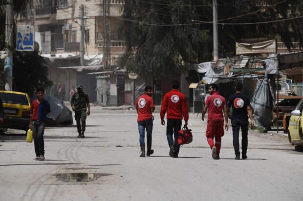 Сирия: возможно ли бороться с пандемией в разгар конфликта?