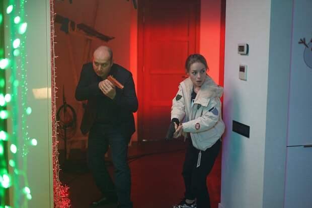 Любимые персонажи «Полицейского с Рублёвки» вернутся к зрителям в начале декабря