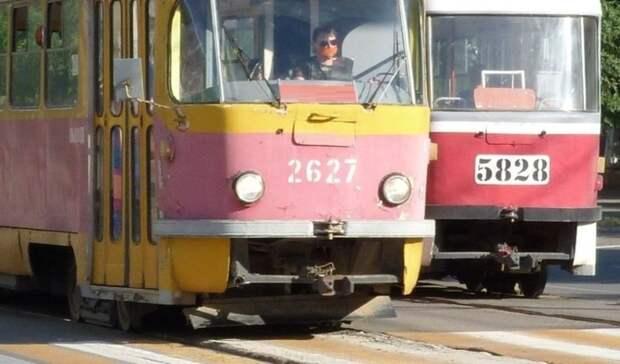 Трамваи изменят расписание из-за строительства ливнёвки вВолгограде
