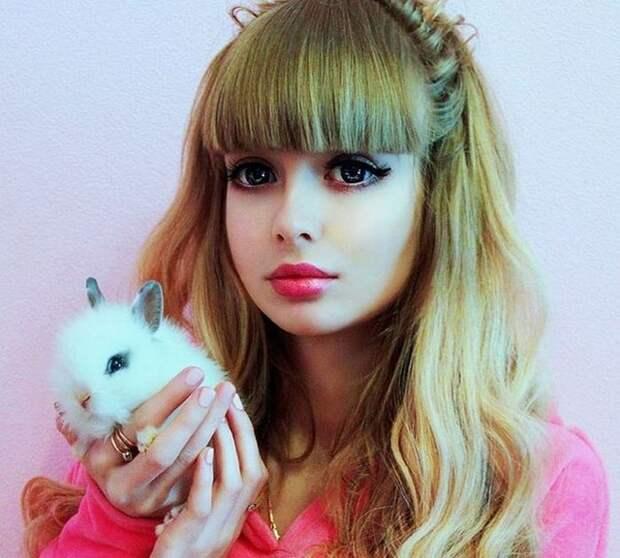 Анжелика Кенова - Барби из Москвы