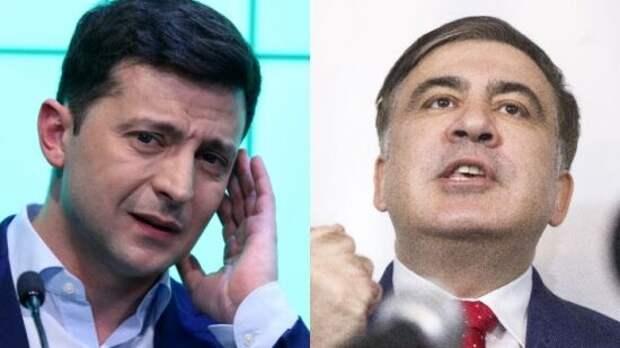 Саакашвили решил восстановить отношения между Украиной и Россией