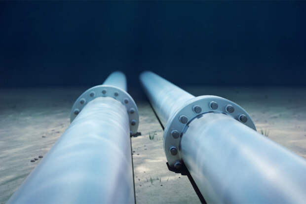 Турецкий поток газопровод