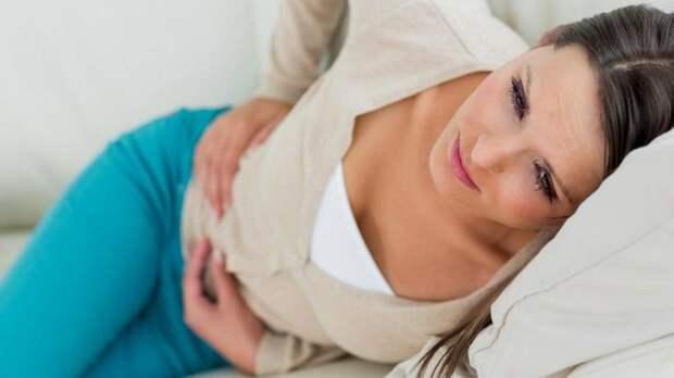 растянутый желудок как уменьшить