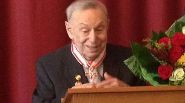 Орден Красного орла вручен старейшему зарулевцу Марку Тилевичу