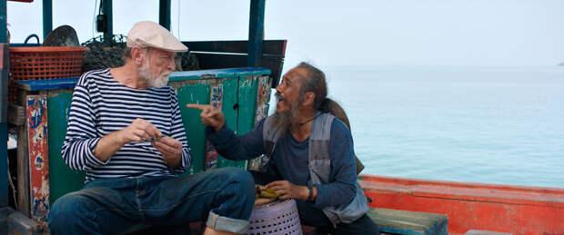 «Хэппи-энд»: Старик и море