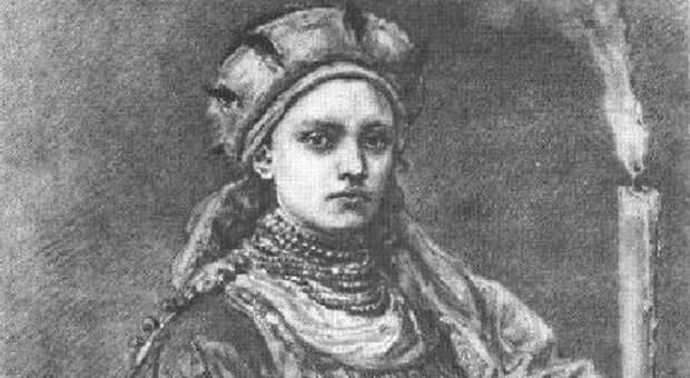 Строптивая невеста Сигрид Гордая, уничтожившая трех конунгов иубившая богатыря Добрыню