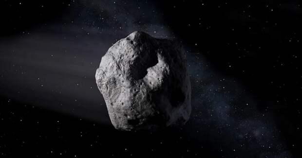 Астрономы рассказали о возможном столкновении Апофиса с Землей