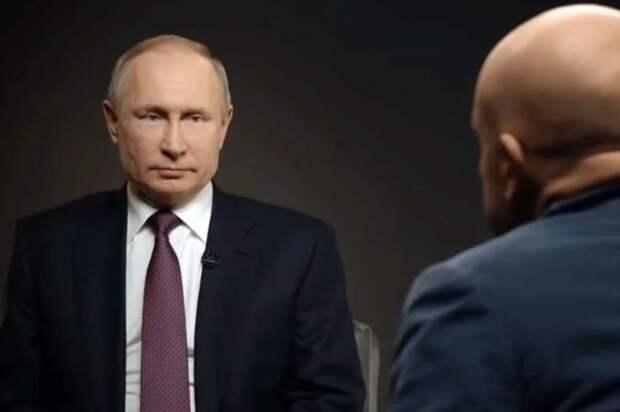 «Зря вы хрюкаете»: Владимир Путин отчитал журналиста на вопрос о его дочери