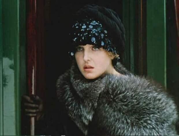 Елена Соловей в роли Ольги Вознесенской   Фото: kino-teatr.ru