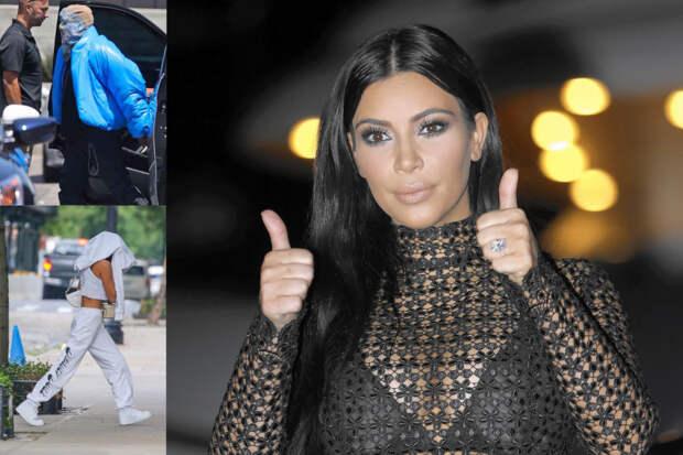 Ким объяснила, почему развелась