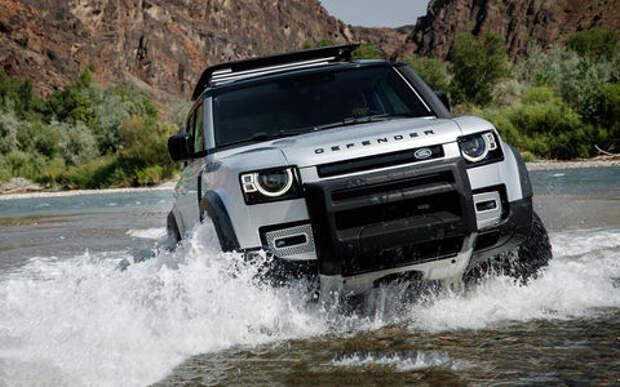 Новый Land Rover Defender: все его главные особенности