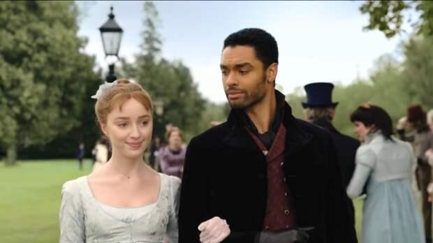 Сериал «Бриджертоны» получит спин-офф о молодой королеве Шарлотте