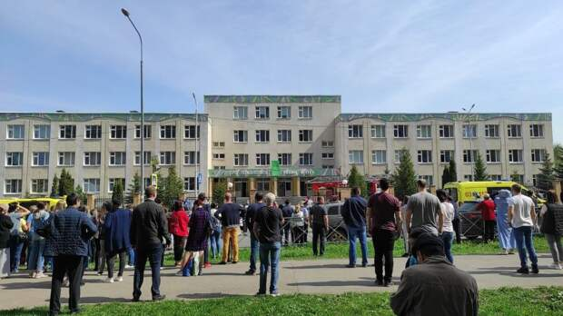 В Казани эвакуировали 15 школ