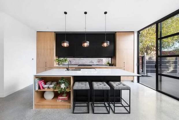 Самый модный дизайн кухни в 2020 году