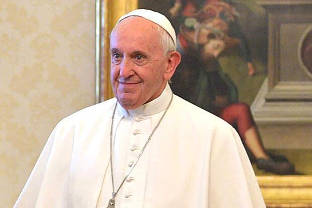 Папа Римский объявил об отпущении грехов покаявшимся