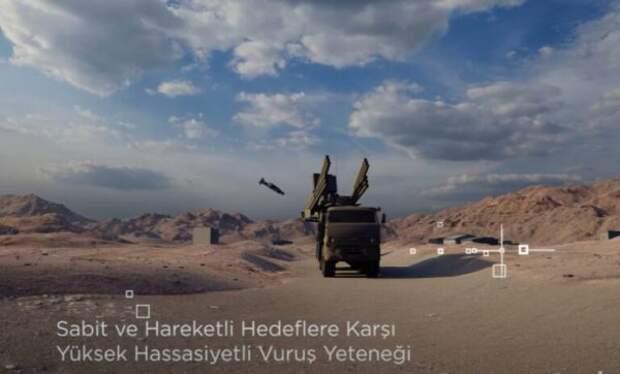 Анкара ответила России анимацией: турецкий дрон подбил «Панцирь»— видео