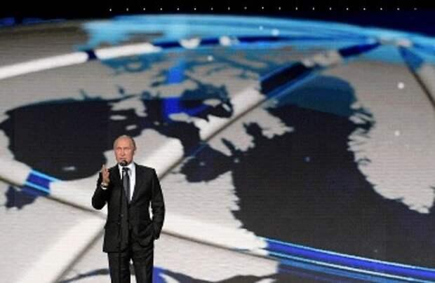Почему Путин решил, что палестино-израильский конфликт «происходит в непосредственной близости от наших границ»