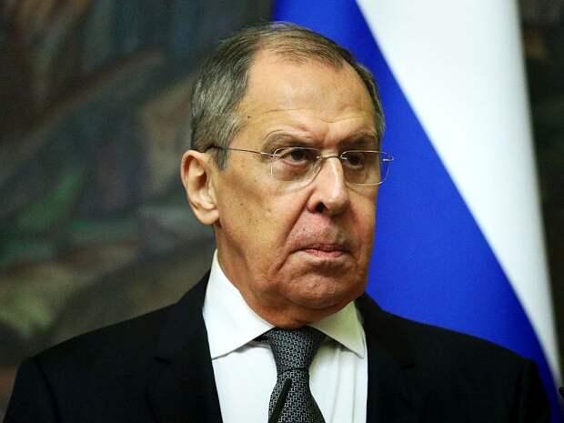 Сергей Лавров рассказал об «одураченных» Зеленским западных странах